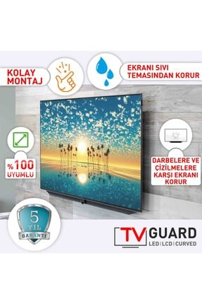 "TV Guard Lg 55lb580v 55"" Inc 3 mm Tv Ekran Koruyucu 1"