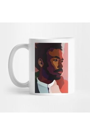 TatFast Childish Gambino Portrait Kupa 0