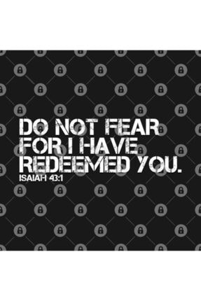 TatFast Do Not Fear For I Have Redeemed You Kupa 2