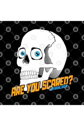 TatFast Scared Skull Kupa 2