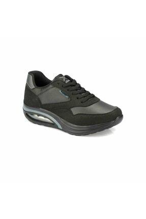 Kinetix Kadın Siyah Spor Ayakkabı 0