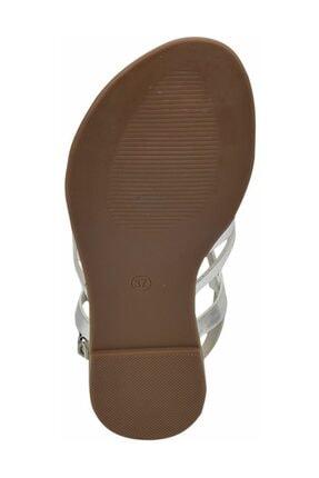 Butigo 18S-2A96348-3 Gümüş Kadın Ayakkabı 100313929 3