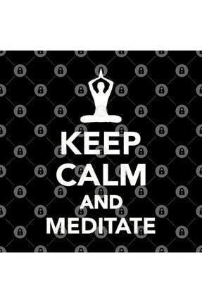 TatFast Keep Calm And Meditate Kupa 2