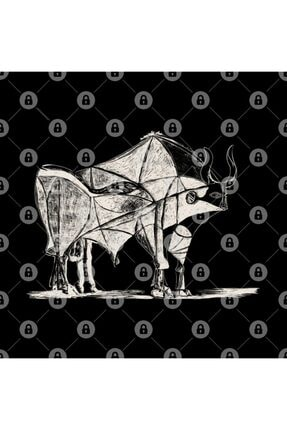 TatFast Picasso's Bull Black Kupa 2