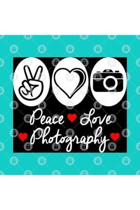 TatFast Peace Love Photography Kupa 2