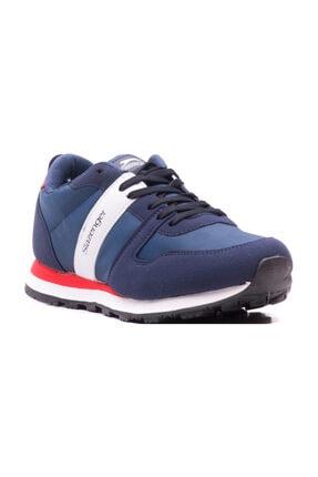 Slazenger Erkek Lacivert Yürüyüş Ayakkabısı 1
