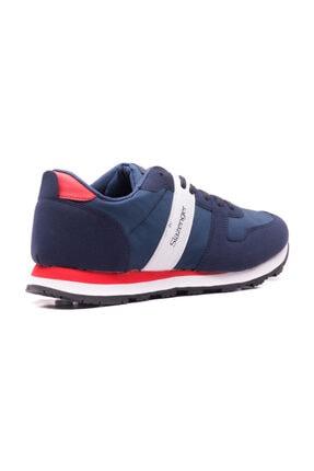 Slazenger Erkek Lacivert Yürüyüş Ayakkabısı 2
