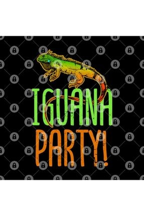 TatFast Iguana | I Go To Party Gift Kupa 2