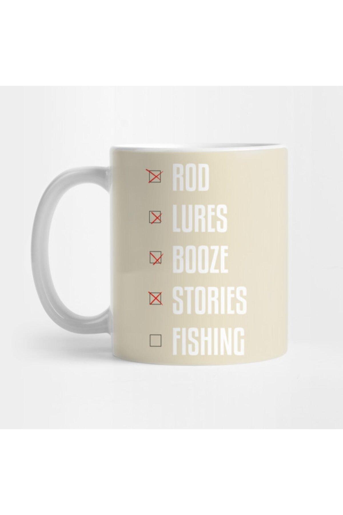 Fishing List Funny Lol Kupa
