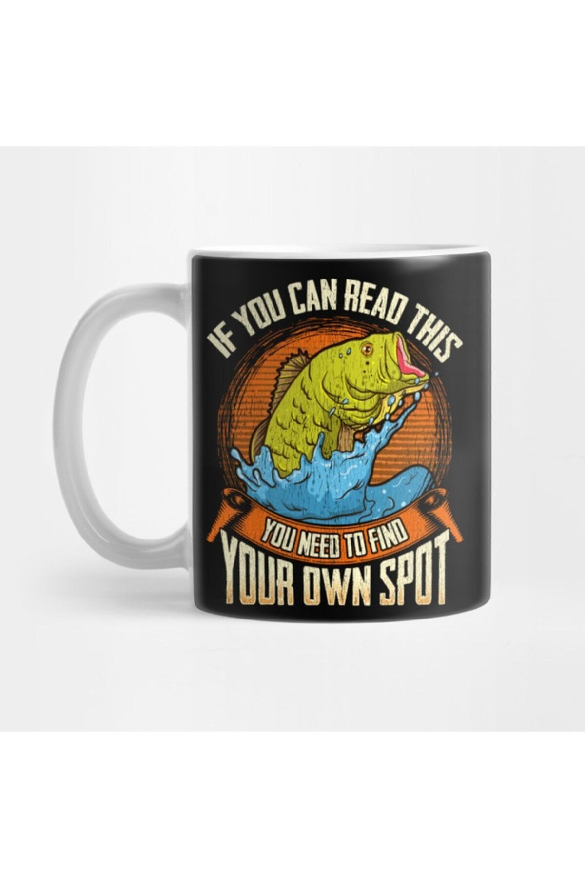 Fishing Funny Quotes Humor Sayings Dad Fathers Day Gift Kupa