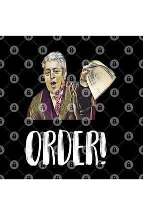TatFast John Bercow Order! Funny Uk Politics Brexit Design Kupa 2