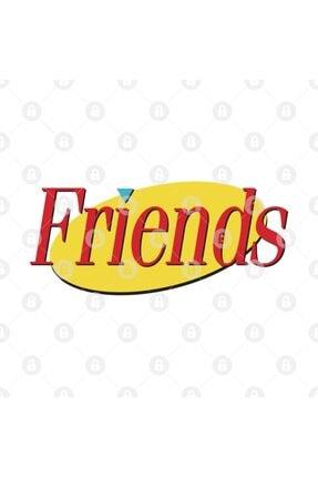 TatFast Friends Seinfeld Logo Kupa 2