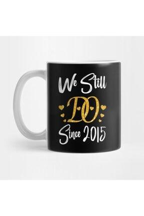TatFast We Still Do Since 2015. 4th Wedding Anniversary Kupa 0