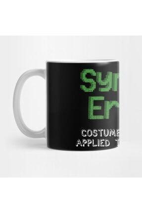 TatFast Syntax Error | Costume Halloween Nerd Geek Coder Kupa 0