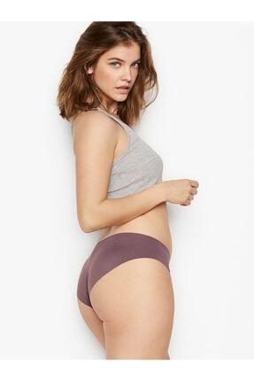 Victoria's Secret Kadın Mor Lazer Kesim Hiphugger Külot 1