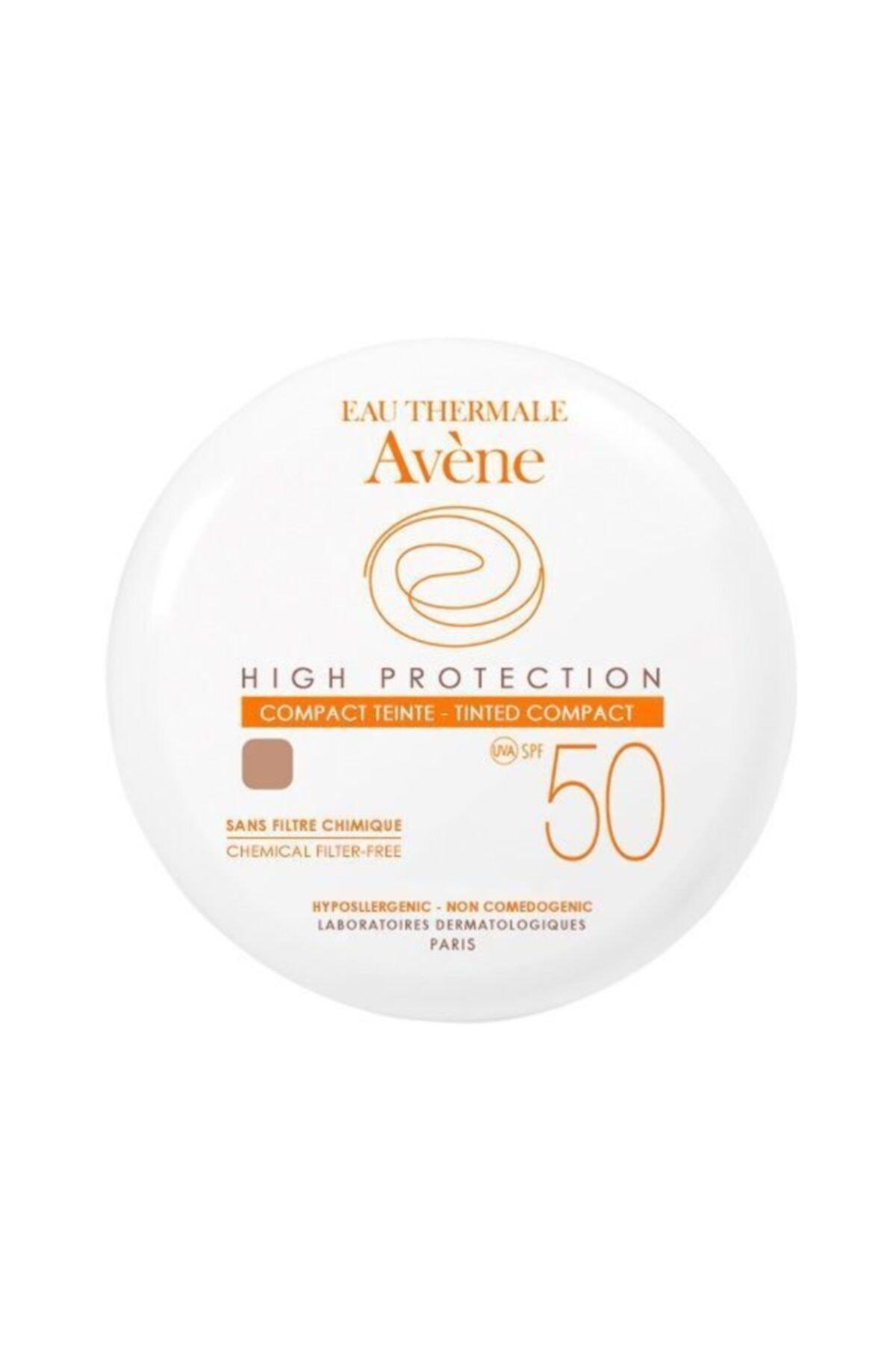 Haute Protection Compact Teintee Sable Spf 50 10 gr