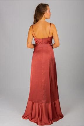 Maxxe Saten Elbise 1