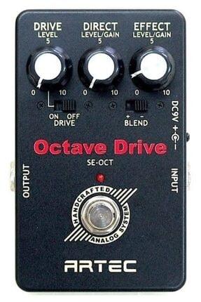 ARTEC Se-oct Efekt Pedal Octave Drıve 0