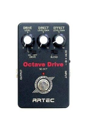 ARTEC Se-oct Efekt Pedal Octave Drıve 1