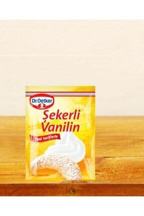 Dr. Oetker Şekerli Vanilin 10'lu 10*5gr Glutensiz 0