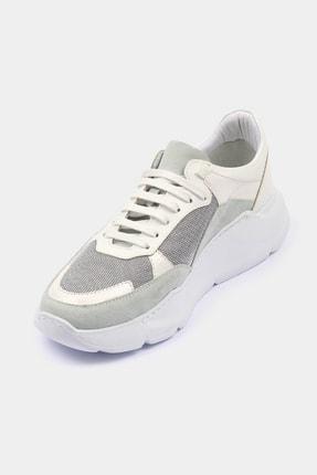 Hotiç Beyaz Erkek Spor Ayakkabı 3