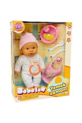 Sunman Bebelou Yemek Zamanı Gülen Bebek Renk Seçenekli Ürün 0