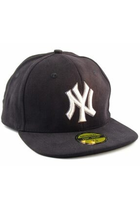 Takı Dükkanı NY Cap Hip Hop Şapka Siyah  Şapka 1
