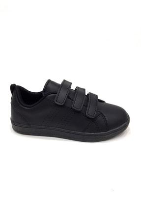 Erkek Çocuk Siyah Spor Ayakkabı 31-35 Numara flt19k25