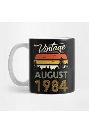 TatFast 1984 - Vintage August Birthday Gift Kupa 0