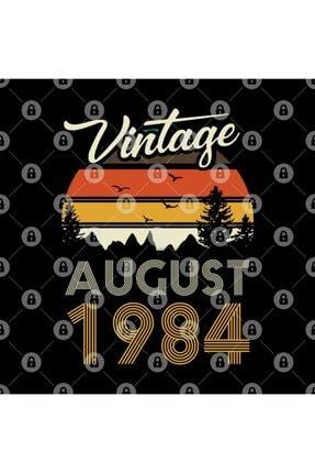 TatFast 1984 - Vintage August Birthday Gift Kupa 2