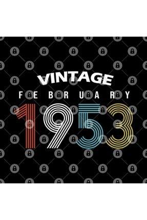 TatFast 1953 - February Vintage Birthday Gift Kupa 2