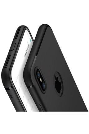 Dijimedia Apple Iphone Xs Max Ultra Ince Mat Tıpalı Silikon Kılıf 0