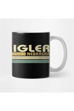 TatFast Haigler Nebraska Vintage 1980s Style Kupa 1