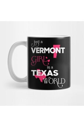 TatFast Just A Vermont Girl In A Texas World Kupa 0