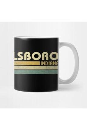 TatFast Hillsboro Indiana Vintage 1980s Style Kupa 1