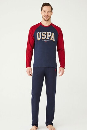 US Polo Assn Erkek Lacivert Ev Giyim 0