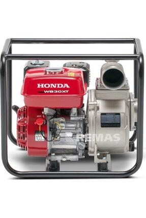 "Honda Wb 30 Xt Motopomp 3"" Parmak Benzinli Su Motoru 0"