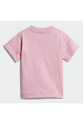 adidas Çocuk Giyim Tişört Dv2831 Trefoıl Tee 1
