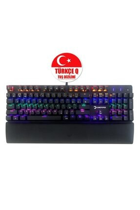 Gamepower Ogre Rainbow Mekanik Mavi Switch Klavye 1