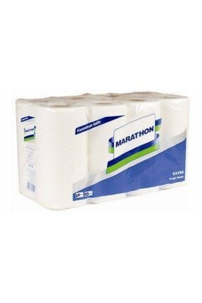 Marathon Eczacıbaşı Maraton Extra Kağıt Havlu 3*8=24 Rulo (1 Koli) 1