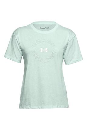 Under Armour Kadın Spor T-Shirt - Live Fashion Wm Graphicss - 1358657-403 0
