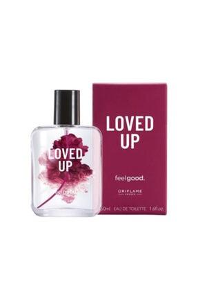 Oriflame Loved Up Feel Good Edt 50 ml Kadın Parfümü 8681541010752BTBT 0