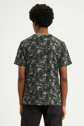 Levi's Erkek Graphic Housemark T-Shirt 2