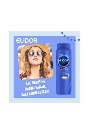 Elidor Şampuan Kepeğe Karşı Etki 2-1 Arada 4x650 Ml 2