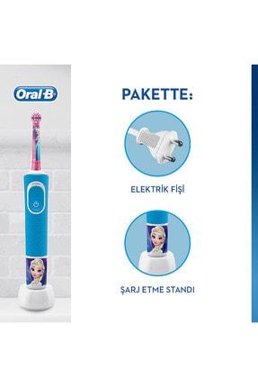 Oral-B D100 Çocuklar Için Şarj Edilebilir Diş Fırçası 1