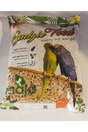 Majo Muhabbet Kuşu Yemi 500 Gr Eko Paket 0