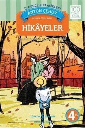 İş Bankası Kültür Yayınları Hikayeler (anton Çehov) 0