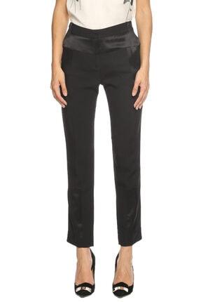 Prabal Gurung Kadın Siyah Klasik Pantolon 0