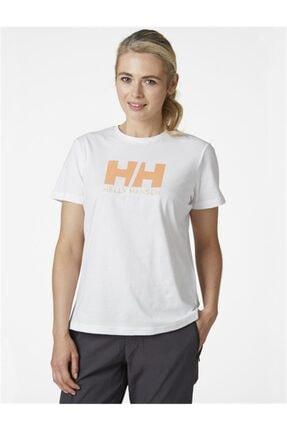 Helly Hansen Kadın Beyaz T-Shirt 1