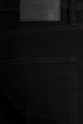 Jack & Jones Jeans Intellıgence Erkek Jean Pantolon Black Denim 2